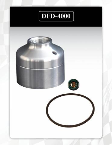 FASS Diesel Fuel Systems - FASS Stock Fuel Filter Delete, Chevy/GMC (2001+) Duramax 6.6L