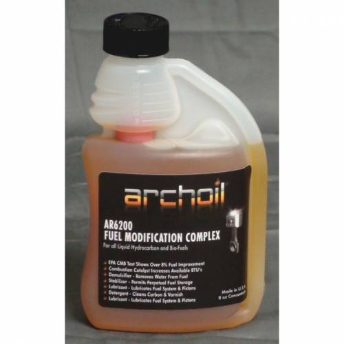 Archoil - Archoil AR6200 Combustion Catalysis and Burn Modifier Fuel Treatment 8oz
