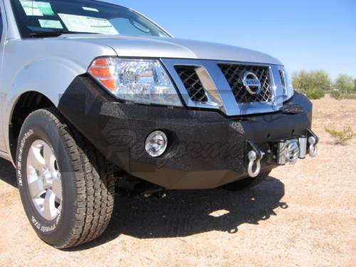 Iron Bull Bumpers - Iron Bull Front Bumper, Nissan (2005-12) Frontier