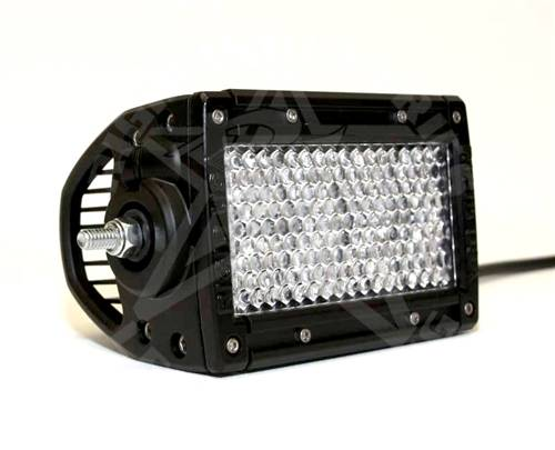 "Rigid Industries - Rigid Industries, 4"" E-Series Diffused LED Light Bar, White"