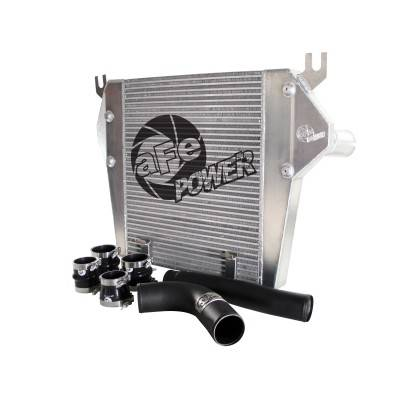 aFe - aFe Blade Runner Intercooler, Dodge (2010-12) 6.7L Cummins, w/ Tube Upgrade