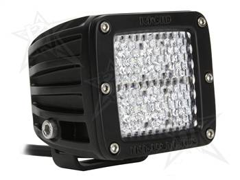 Rigid Industries - Rigid Industries, Dually LED Light - Diffused (White)