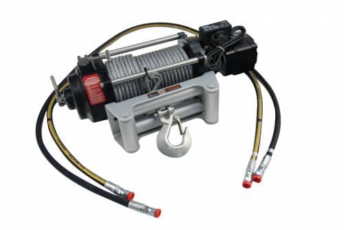 Mile Marker - Mile Marker Hydraulic Winch, 10,500 Pound (HI10500)