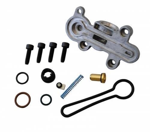 """Ford Genuine Parts - Ford MotorcraftFuel Pressure Regulator """"Blue Spring"""" Upgrade Kit, Ford (2003-10) 6.0L Power Stroke"""