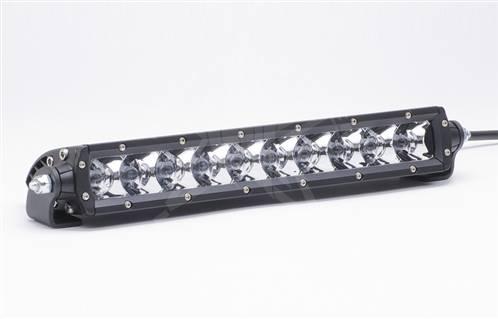 "Rigid Industries - Rigid Industries, 10"" SR-Series LED Light Bar, Flood, Amber"