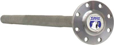"Yukon Gear & Axle - Yukon replacement axle for Dana 80, 36.19"" long, 37 spline, 5.12"" flange, SRW P30 van."