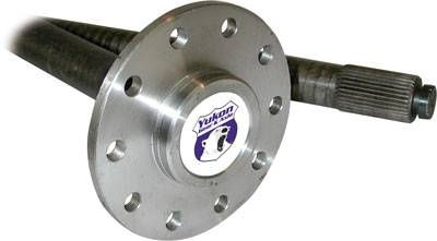 "Yukon Gear & Axle - Yukon axle for 8.5"" GM van, 2WD-30spline, 6 LUG, 34-1/2"" 03 and up."