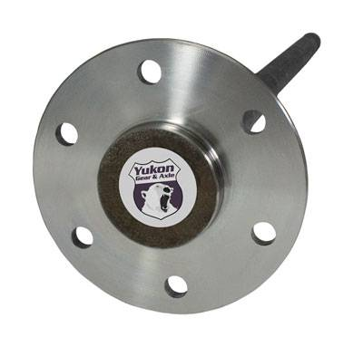 "Yukon Gear & Axle - Yukon axle for GM 8.6"", '07 up Chevy, 4WD ABS axle disc brake 34.25""."