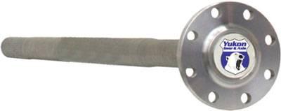 """Yukon Gear & Axle - 14T 10.5"""" GM, 38Spline, 1541H (31.4"""" ->35.4"""" ) Full Float AXLE (8x3.563"""" )"""