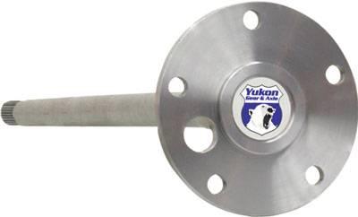 "Yukon Gear & Axle - Yukon 1541H alloy left hand rear axle for Ford 9"" ('76-'77 Bronco)"