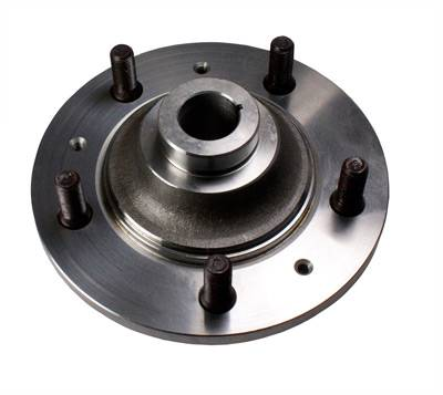 Yukon Gear & Axle - Yukon Two piece axle hub for Model 20. Fits stock type axle.