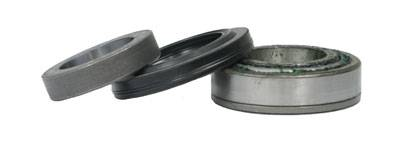 "Yukon Gear & Axle - Bolt-in axle bearing and seal set, Set 9, Timken Brand, for Model 35 & 8.2"" Buick, Oldsmobile, P"