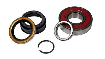 "Yukon Gear & Axle - Axle bearing & seat kit for Toyota 8"", 7.5"" & V6 rear."