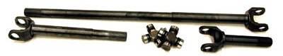 Yukon Gear & Axle - Yukon 4340 Chrome-Moly replacement Axle kit for Jeep TJ, YJ & XJ Dana 30, w/ Super Joints