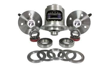 Yukon Gear & Axle - Yukon '79-'93 Mustang Axle kit, 31 Spline, 4 Lug Axles w/ DuraGrip positraction