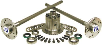 Yukon Gear & Axle - Yukon Ultimate 35 axle kit for c/clip axles with Yukon Zip locker.