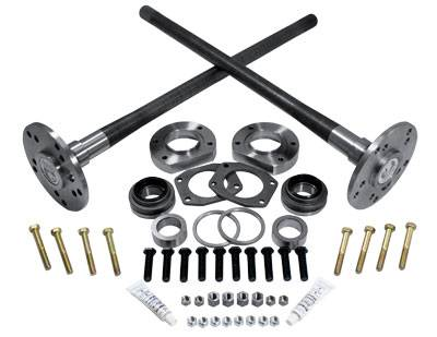 Yukon Gear & Axle - Yukon Ultimate 88 axle kit 95-02 Explorer, 4340 Chrome-Moly (Double drilled axles).