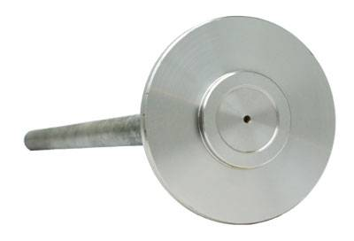 "Yukon Gear & Axle - Yukon Semi-floating axle blank with C/Clip. 33.42"" inches long."