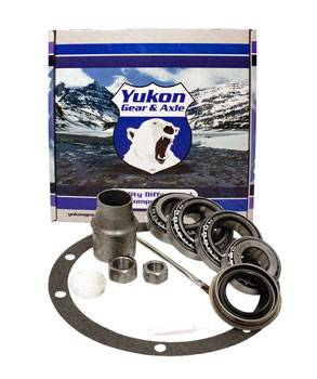 Yukon Gear & Axle - Yukon Bearing install kit for GM HO72 differential, with load bolt (tapered bearings)