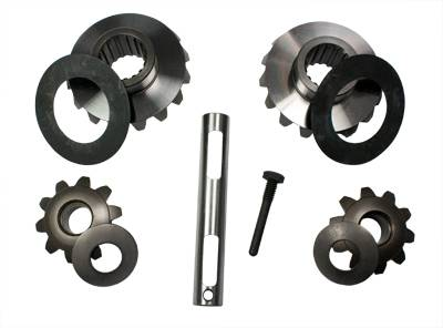 Yukon Gear & Axle - Yukon standard open spider gear kit for '55 to '64 GM Chevy 55P with 17 spline axles
