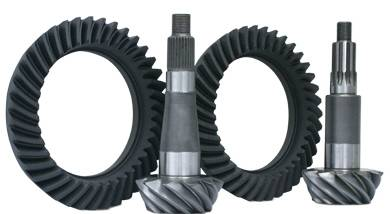 "Yukon Gear Ring & Pinion Sets - High performance Yukon Ring & Pinion gear set for Chrylser 8.75"" with 42 housing in a 3.23 ratio"