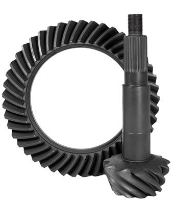 Yukon Gear Ring & Pinion Sets - High performance Yukon Ring & Pinion gear set for TJ Rubicon 44 in a 4.56 ratio
