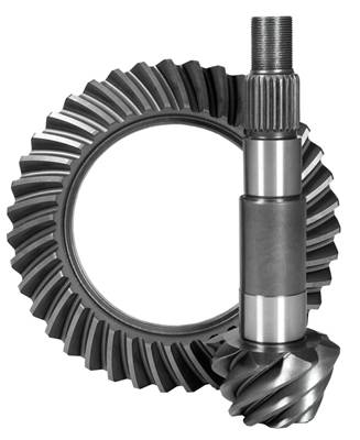 Yukon Gear Ring & Pinion Sets - High performance Yukon replacement Ring & Pinion gear set for Dana 44 Reverse rotation in a 4.11 ratio