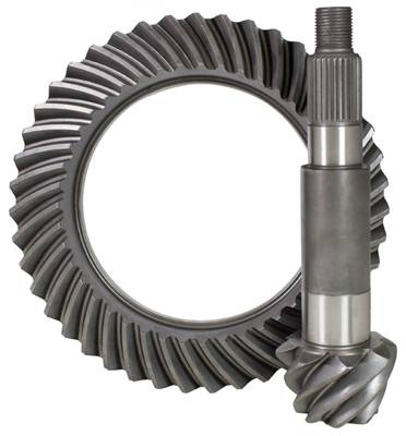 Yukon Gear Ring & Pinion Sets - High performance Yukon replacement Ring & Pinion gear set for Dana 50 Reverse rotation in a 4.56 ratio