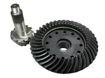 Yukon Gear Ring & Pinion Sets - High performance Yukon replacement ring & pinion gear set for Dana S130 in a 4.88 ratio.