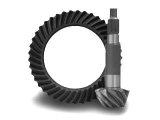 "Yukon Gear Ring & Pinion Sets - High performance Yukon ring & pinion gear set for '10 & down Ford 10.5"" in a 3.73 ratio."