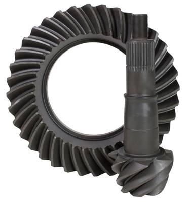 "Yukon Gear Ring & Pinion Sets - High performance Yukon Ring & Pinion gear set for Ford 8.8"" Reverse rotation in a 3.31 ratio"