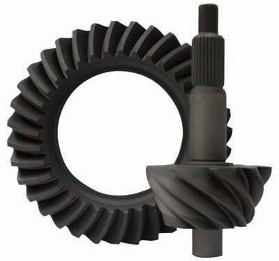 "Yukon Gear Ring & Pinion Sets - High performance Yukon ring & pinion gear set for Ford 9"" in a 6.14 ratio."