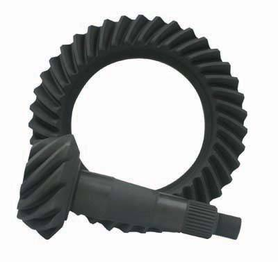 Yukon Gear Ring & Pinion Sets - High performance Yukon Ring & Pinion gear set for GM 12 bolt car in a 4.56 ratio, thick