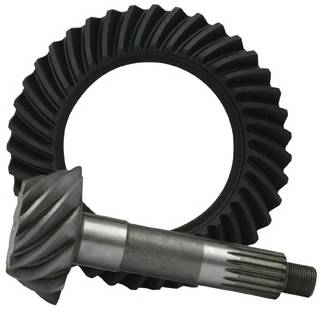 "Yukon Gear Ring & Pinion Sets - High performance Yukon Ring & Pinion ""thick"" gear set for GM Chevy 55P in a 4.11 ratio"
