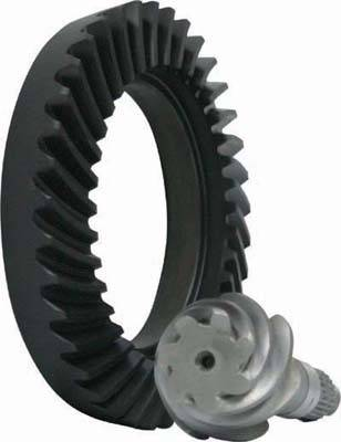 "Yukon Gear Ring & Pinion Sets - High performance Yukon Ring & Pinion gear set for 8"" Toyota Land Cruiser Reverse rotation, 4.56"