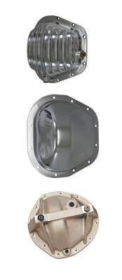 Yukon Gear & Axle - Replacement Chrome Cover for Dana 30 Standard rotation