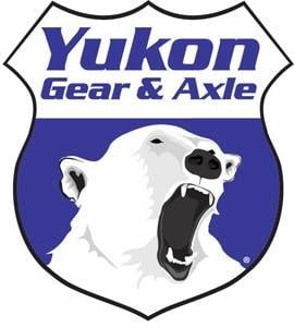 "Yukon Gear & Axle - Left hand adjuster lock nut for 9.25"" GM"