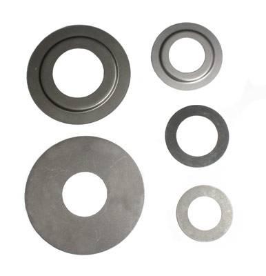 "Yukon Gear & Axle - Replacement outer oil slinger for Ford 7.5"", 8.8"", 9"", 10.25"", Nissan Titan rear, Dana 44 Rubicon & 44 JK non-Rubicon."
