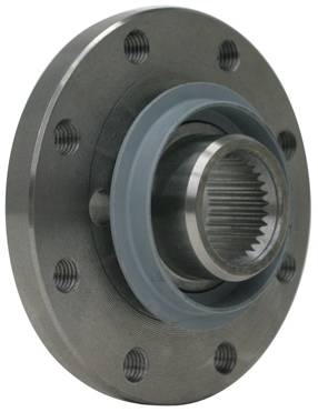 "Yukon Gear & Axle - Yukon flange yoke for Ford 7.5"" passenger and truck (4.3"" OD)."
