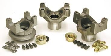 Yukon Gear & Axle - Yukon yoke for GM 12 bolt car & truck, 1310 u/joint size, u-bolt design.