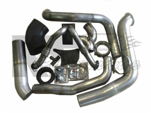 Irate Diesel Performance - Irate Diesel T4 Complete Install Kit, Ford (1994-03) 7.3L Power Stroke (S366)