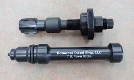 Rosewood Diesel Shop - Rosewood Diesel Injector Sleeve Removal/Install Tool, Ford (1994-03) 7.3L Power Stroke
