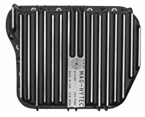MAG-HYTEC - Mag-Hytec Transmission Pan, Dodge 36/37/46/47RH, & 46/47/48RE DD