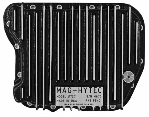 MAG-HYTEC - Mag-Hytec Transmission Pan, Dodge 36/37/46/47RH, & 46/47/48RE