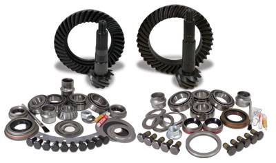 Yukon Gear & Axle - Yukon Gear & Install Kit package for Jeep XJ & YJ with Dana 30 front and Model 35 rear, 4.56 ratio.