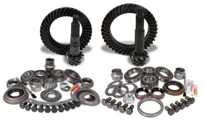 Yukon Gear & Axle - Yukon Gear & Install Kit package for Jeep JK non-Rubicon, 4.56 ratio