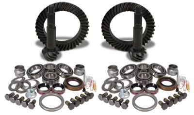 Yukon Gear & Axle - Yukon Gear & Install Kit package for Jeep JK Rubicon, 5.38 ratio