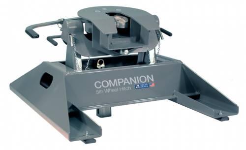 B&W Trailer Hitches - B&W Gooseneck Companion 5th Wheel Hitch Converter