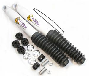 Steering/Suspension Parts - Shock Absorbers - Daystar - Daystar Shock Absorbers, Dodge (2013-15) 2500/3500 2wd & 4x4, Front (Fits KC09134BK & KC09135BK)