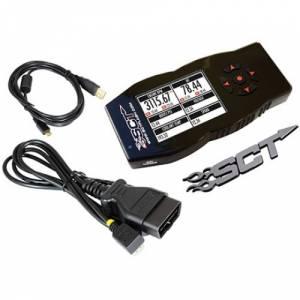 Gauges - Digital Screen Gauges - SCT - SCT X4 Power Flash Programmer, Ford